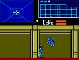 Cyborg Hunter SEGA Master System One of the lower cyborgs in Area A