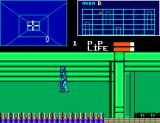 Cyborg Hunter SEGA Master System Using the jet engine