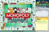 Monopoly Slots Browser Title screen.