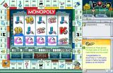 Monopoly Slots Browser A winning combination of 4 Qs.