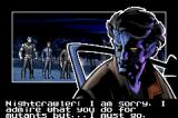X-Men: The Official Game Game Boy Advance Nightcrawler