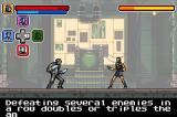 X-Men: The Official Game Game Boy Advance Next instructions