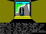 The Legend of Apache Gold ZX Spectrum Start of your quest