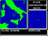 Legions of Death ZX Spectrum Map of the area