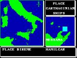 Legions of Death ZX Spectrum Place your ship