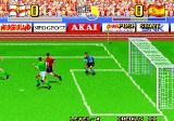 The Ultimate 11: SNK Football Championship Arcade Keeper saves