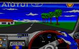 Toyota Celica GT Rally Atari ST Driving through the countryside...