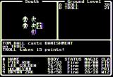 Dark Designs III: Retribution! Apple II An encounter!