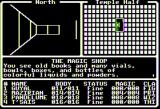 Dark Designs V: Search for Salvation Apple II At the magic shop