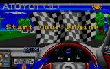 Toyota Celica GT Rally Amiga Start your engines!