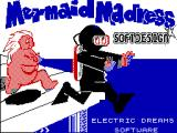Mermaid Madness ZX Spectrum Loading Screen