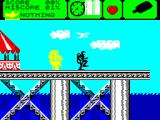 Mermaid Madness ZX Spectrum Chasing your true love