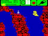 Mermaid Madness ZX Spectrum An object to collect