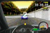 Need for Speed: Porsche Unleashed Game Boy Advance On the start-line