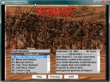 Battleground 5: Antietam Windows choose scenario