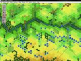 Battleground 5: Antietam Windows Battle of Antietam in 2D view