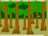 Safari Hunt SEGA Master System And shot the monkey as well