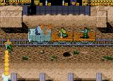 War Zone Amiga Mission 1 - Flammer is nice and warm weapon