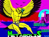 Metabolis ZX Spectrum Loading Screen