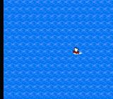 Ganbare Goemon Gaiden 2: Tenka no Zaihō NES Crossing the sea