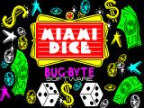 Miami Dice ZX Spectrum Loading Screen
