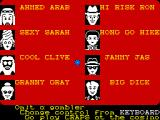 Miami Dice ZX Spectrum The Gamblers