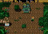War Zone Amiga Mission 3 - Heavy machine guns fire