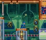 Mega Man 7 SNES Explode the bombs