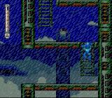 Mega Man 7 SNES It's pouring