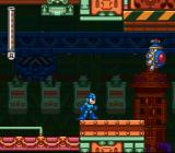 Mega Man 7 SNES Destroy it before it fires at you