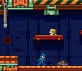 Mega Man 7 SNES Two robots to avoid