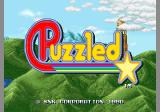 Puzzled Arcade Title Screen