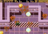 War Zone Amiga Mission 5 - You can use powerfull bomb to clear the way