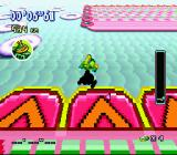 Astro Go! Go! SNES Jumping over the water