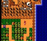 Getsufūma Den NES The overworld