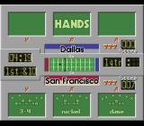 Emmitt Smith Football SNES Defence play