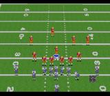 Emmitt Smith Football SNES Attempting to defend