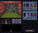 Eye of the Beholder SNES Start of your quest
