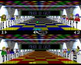 Ace Ball Amiga Second player field