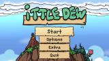 Ittle Dew Windows Main menu