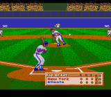 HardBall III SNES Here comes the pitch