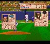 HardBall III SNES On the mound