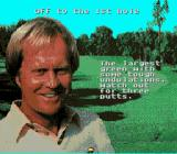 Jack Nicklaus' Unlimited Golf & Course Design SNES Jack himself giving you advice for the next hole