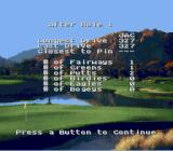Jack Nicklaus' Unlimited Golf & Course Design SNES Course records