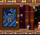 Jikkyō Oshaberi Parodius SNES Power-ups to collect