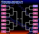 Jikkyō Power Pro Wrestling '96: Max Voltage SNES The Tournament