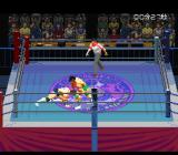 Jikkyou Power Pro Wrestling '96: Max Voltage SNES Got you down again
