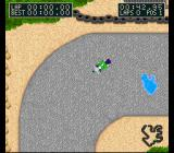 Kawasaki Caribbean Challenge SNES Watch the puddle