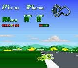 Kawasaki Superbike Challenge SNES Crashed