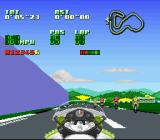 Kawasaki Superbike Challenge SNES Position five
